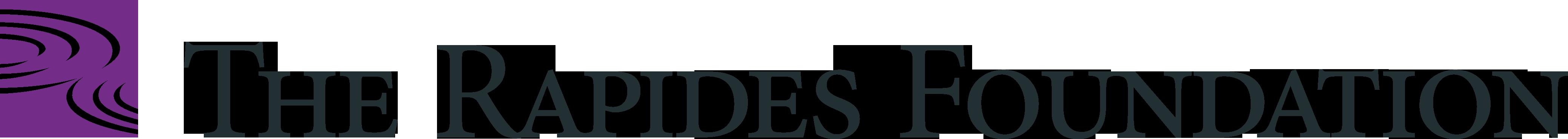 Rapides Foundation new logo