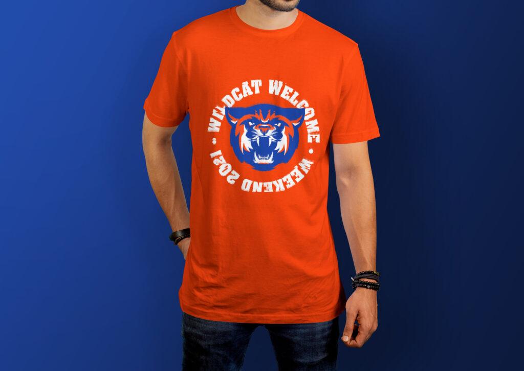 T-Shirt-Mockup-Front